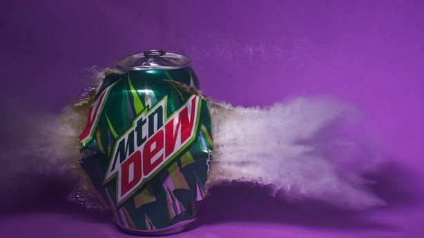 Pepsi Says Mountain Dew Can Dissolve Mouse Carcasses