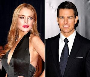 Lindsay Lohan Denies Involvement in Tom Cruise Vanity Fair Article