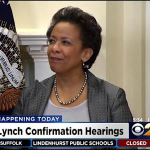 Senate To Begin Hearings For Obama's Attorney General Nominee