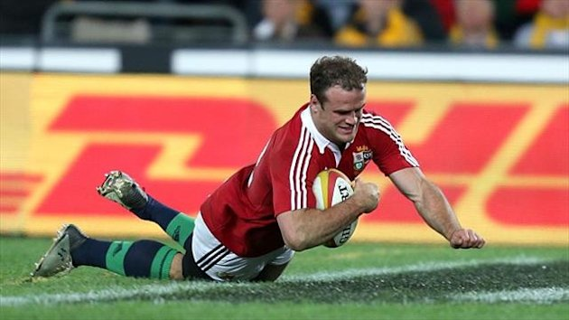 Jamie Roberts will play for Racing Metro next season