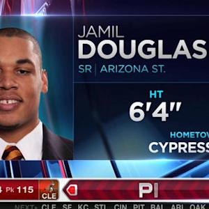 Miami Dolphins pick tackle Jamil Douglas No. 114 in 2015 NFL Draft