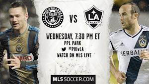 Philadelphia Union vs. LA Galaxy | MLS Match Preview