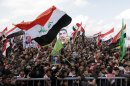PM says Syrian-style revolt impossible in Iraq