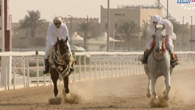 Horse Racing Time: Doha's delights