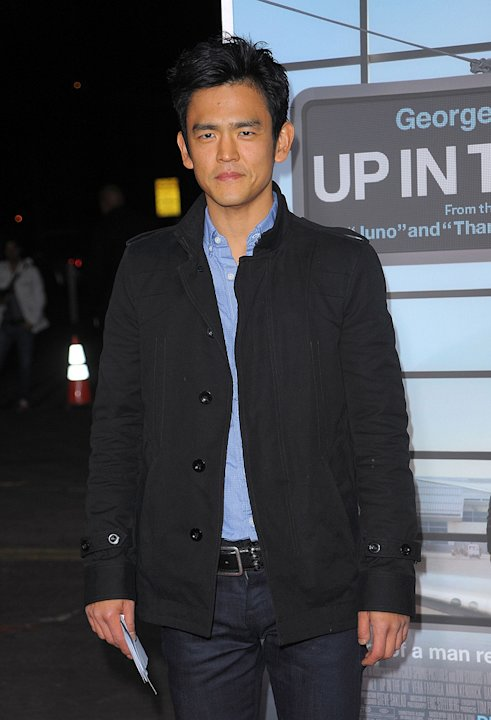 Up in the Air LA Premiere 2009 John Cho
