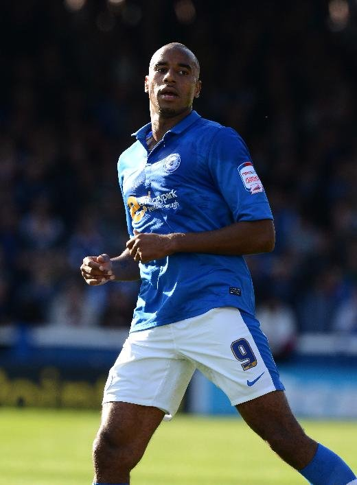 Tyrone Barnett joined Ipswich on loan from Peterborough last week