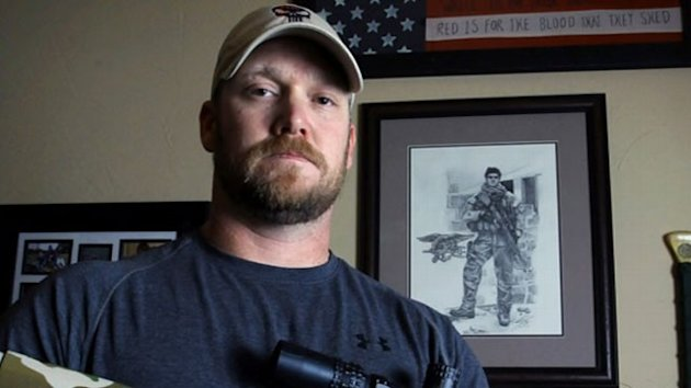 "Navy SEAL and best-selling author of ""American Sniper"" is killed in Texas."