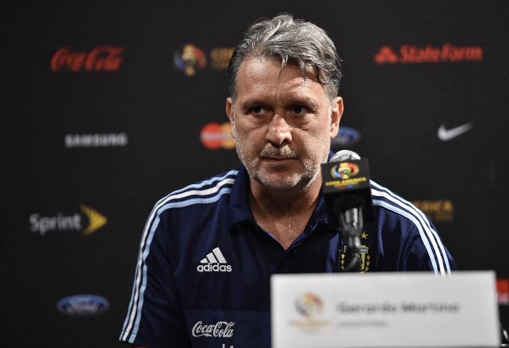 We can't lose another final, says Argentina coach Martino