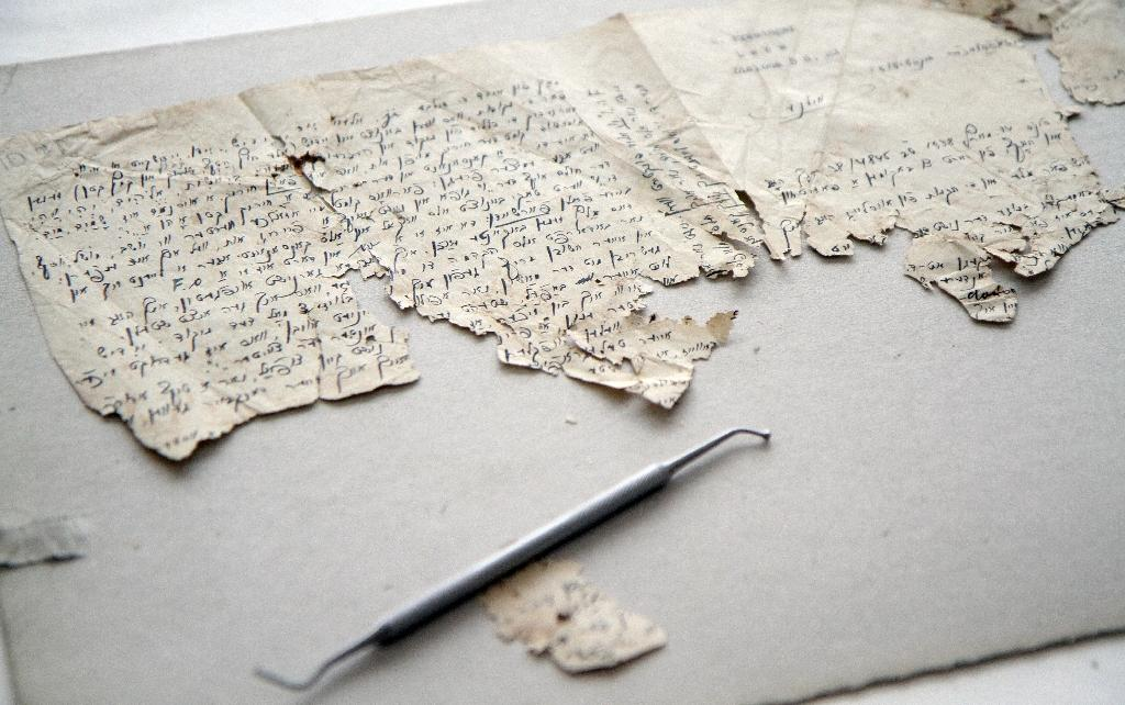 Lithuania's lost Jewish archives come to life online