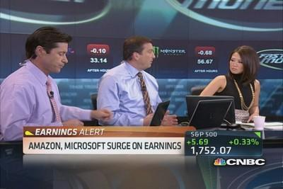 Amazon's valuation is absurd: Trader