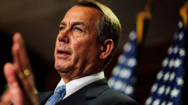 "House Speaker John Boehner ""assumes he can ultimately talk members out of default,"" reports Politico. But you never know..."