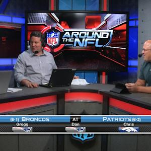 Around the NFL: Broncos vs. Patriots preview