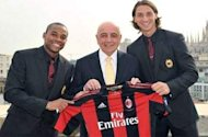 Galliani: Robinho wants to stay at AC Milan