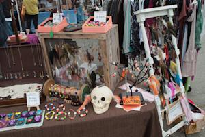 Find Treasure at San Francisco's Treasure Island Flea Market