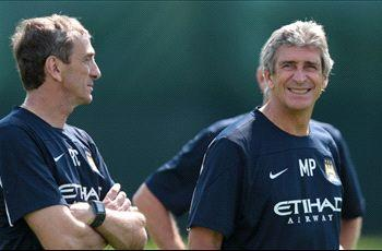 Pellegrini: Manchester City needs to add strikers