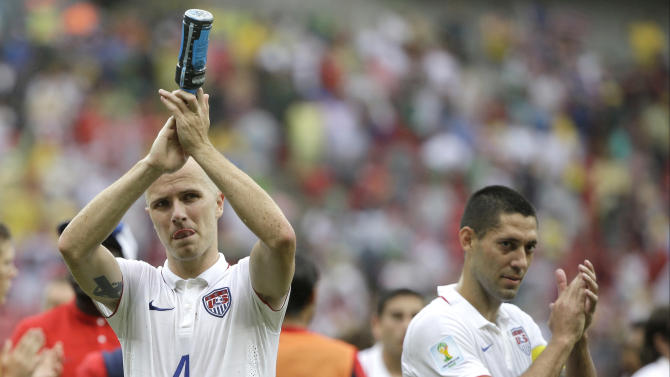 Bradley replaces Dempsey as US captain for CONCACAF Gold Cup
