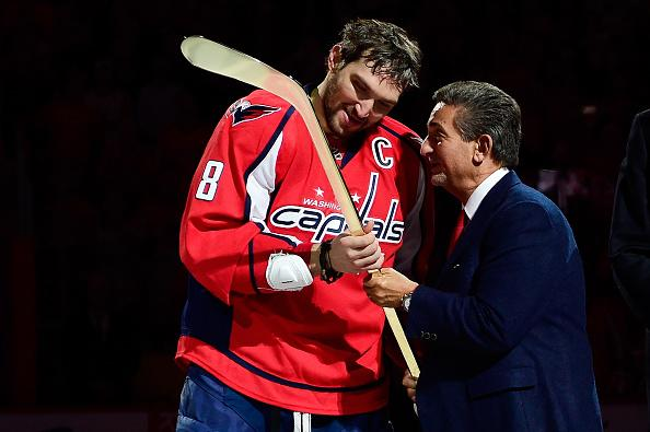 Capitals owner continues support of Ovechkin's 2018 Olympics stance