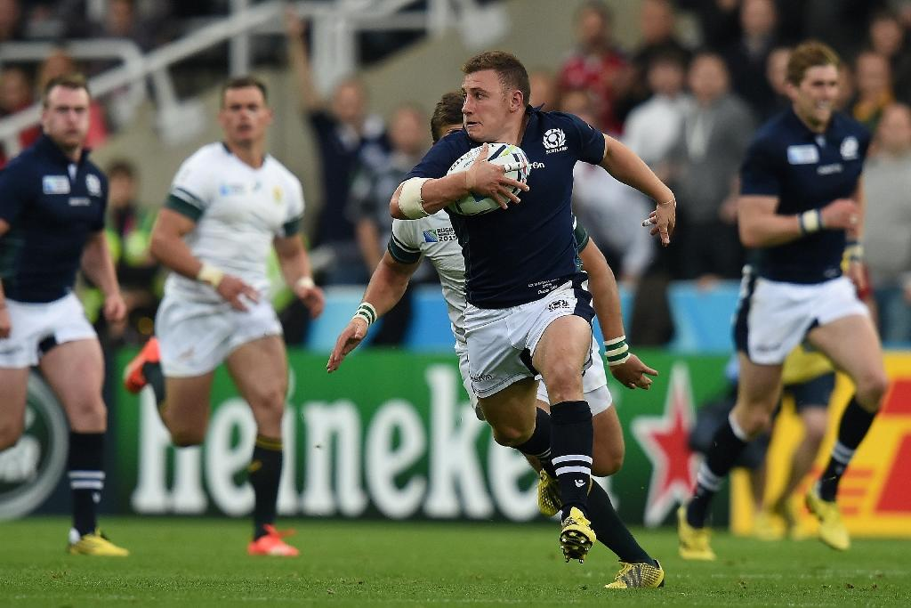 Crunch time for Scotland at Rugby World Cup