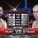UFC Brisbane Free Fight: Hunt vs. Struve