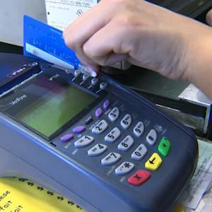Americans reaching for cards more than cash