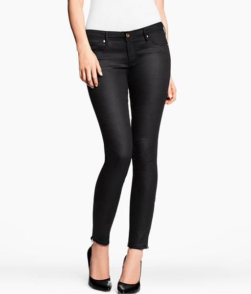 Skinny low jeans, $29.95 at hm.com