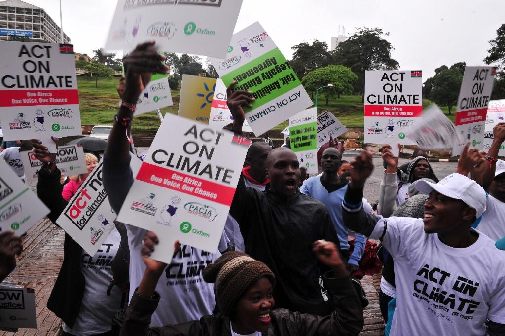 World Bank sets $16 billion plan for climate fight in Africa