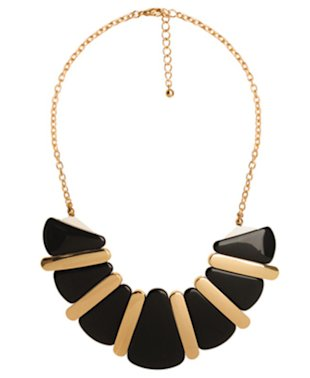 Geo-Pattern Necklace