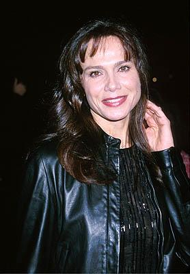 Lena Olin at the Beverly Hills premiere of Miramax Films' Chocolat