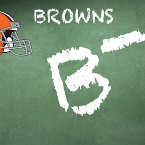 Wk 8 Report Card: Cleveland Browns