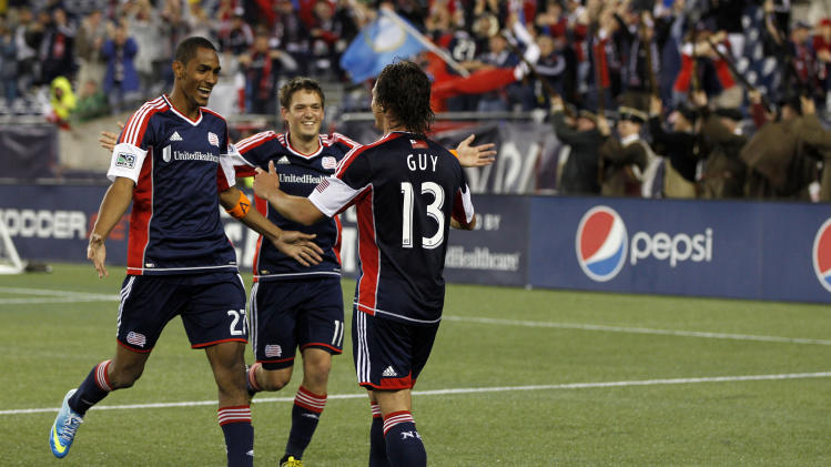 MLS: Real Salt Lake at New England Revolution