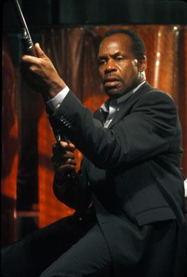 Danny Glover in Lions Gate Films' Saw