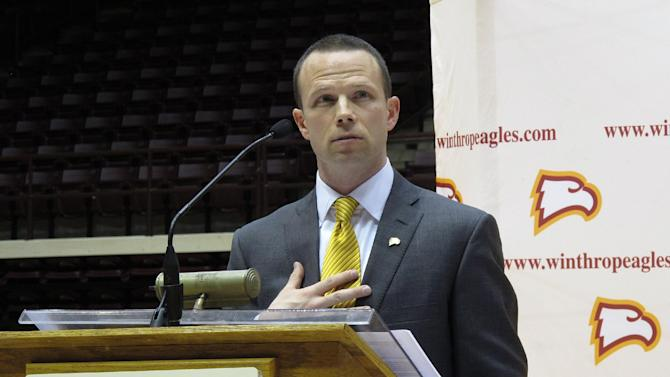 Newtown victim's family to visit Winthrop game