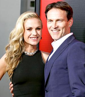 Anna Paquin and Stephen Moyer's Twins' Names Revealed: Poppy and Charlie