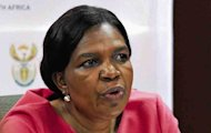 Minister of Communications Dina Pule. Picture: PUXLEY MAKGATHO
