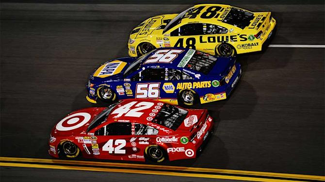 Gen-6 cars make race debut at Daytona