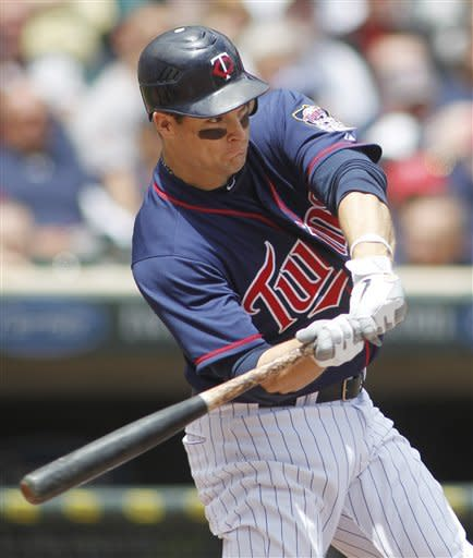 Liriano pitches Twins past A's 4-0 for rare sweep