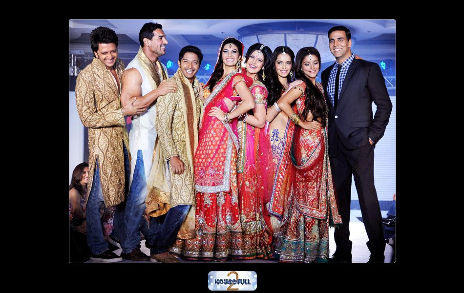 Housefull 2 stars have fun