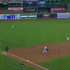 Pierzynski's RBI single