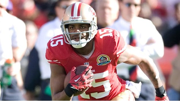 49ers' Crabtree may miss season with torn Achilles