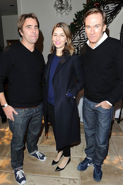 Sofia Coppola Paris Electric Christmas Party