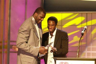 Shaquille O'Neal and Kobe Bryant clear the air about their 'work beef'
