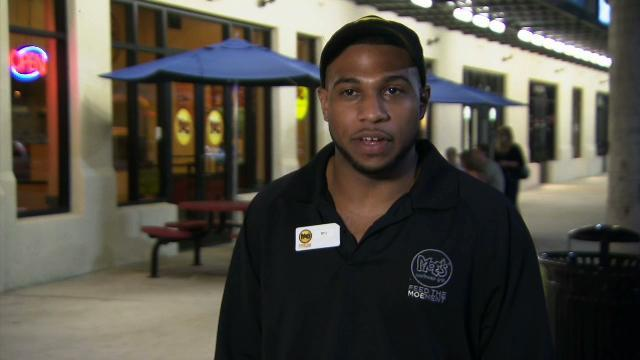 Undercover Boss - Interview with Tito (Moe's Southwest Grill)