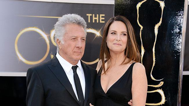 85th Annual Academy Awards - Arrivals: Dustin Hoffman and wife Lisa Hoffman