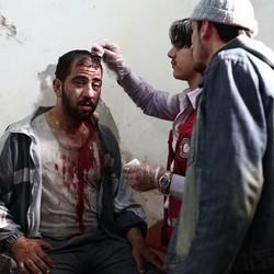 WHO: One Million People Wounded In Syria