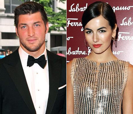 Tim Tebow, Camilla Belle Break Up