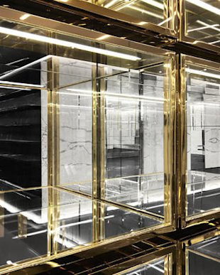 Inside The New Saint Laurent Paris Store In New York By Hedi Slimane  