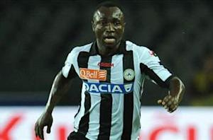 Napoli swoops for Udinese winger Armero