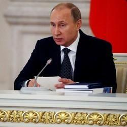 Putin Signs New Russian Military Doctrine