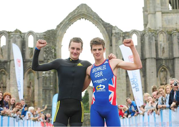 Triathlon - The Brownlee Tri - Fountains Abbey