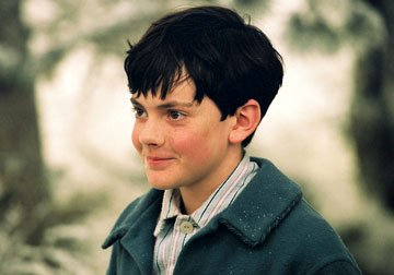 Skandar Keynes as Edmund from Walt Disney Pictures' The Chronicles of Narnia: The Lion, The Witch and The Wardrobe